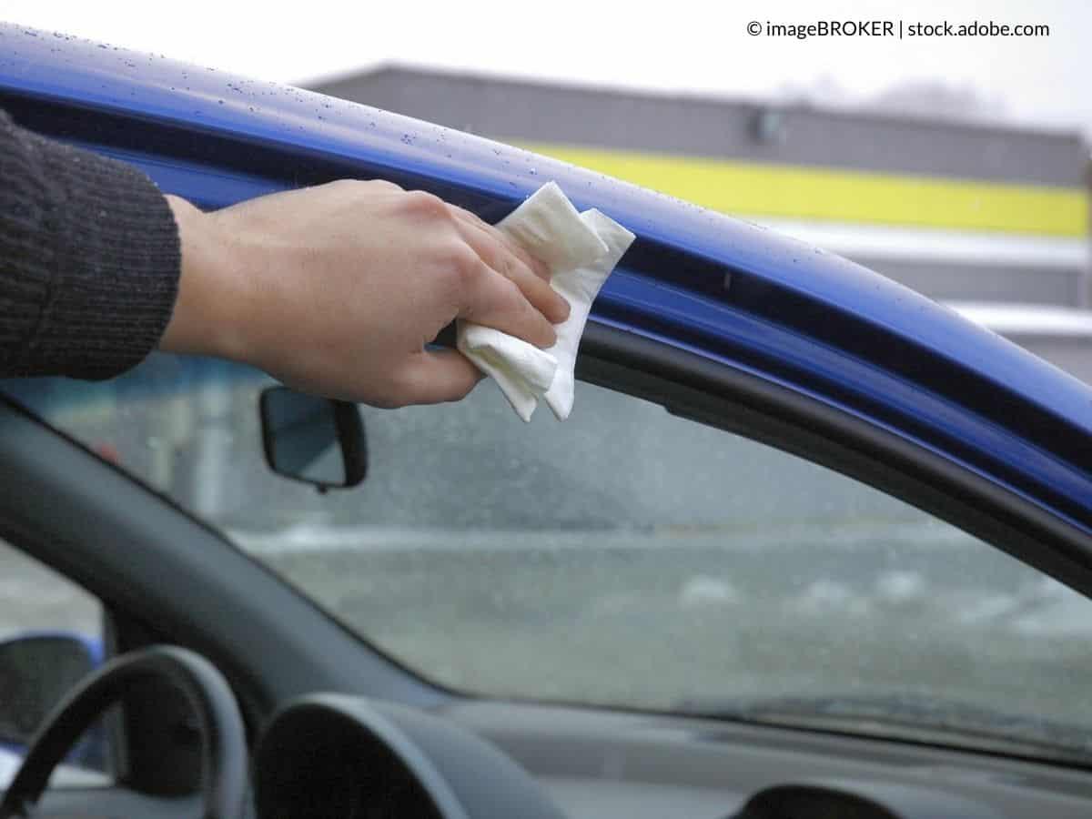 nettoyer joints voiture