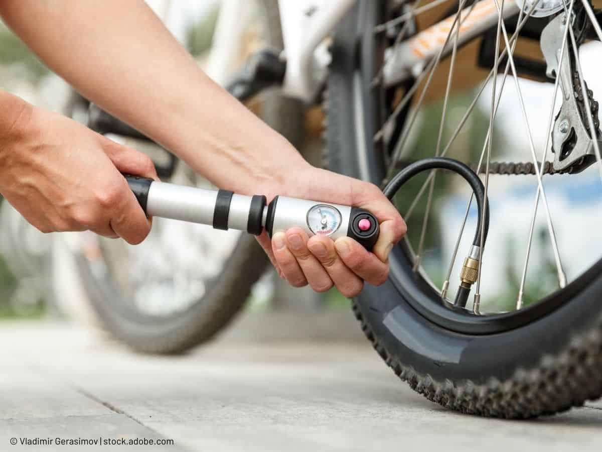 gonfler pneu vélo