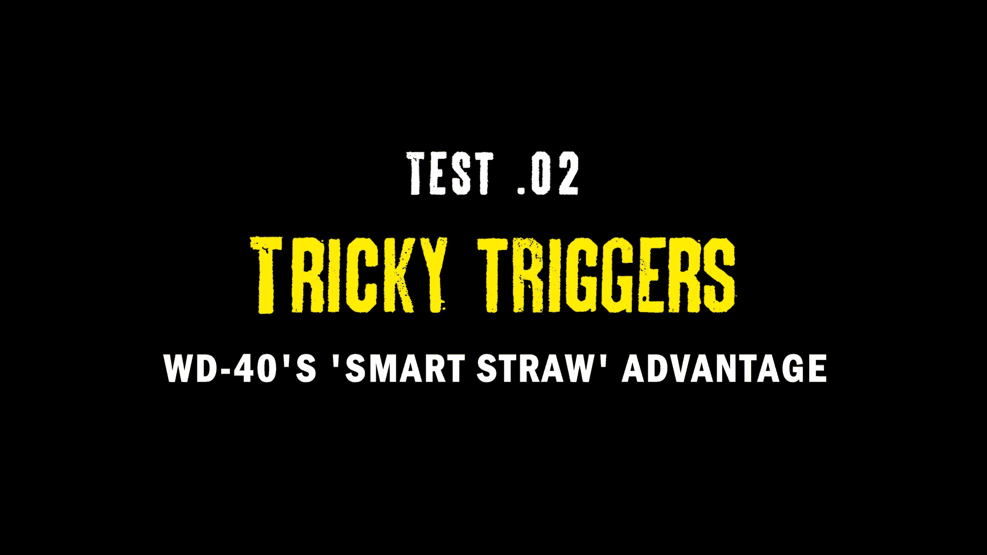 test 02. tricky triggers