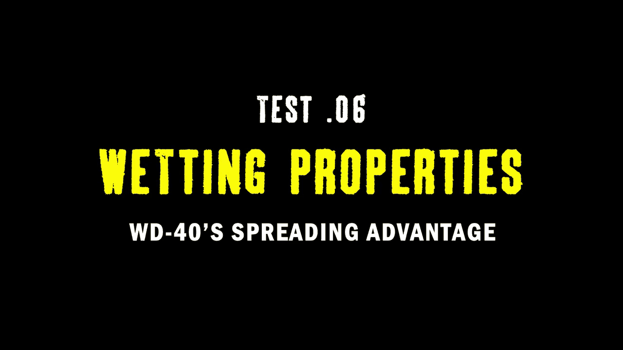 Test 06 Wetting Properties
