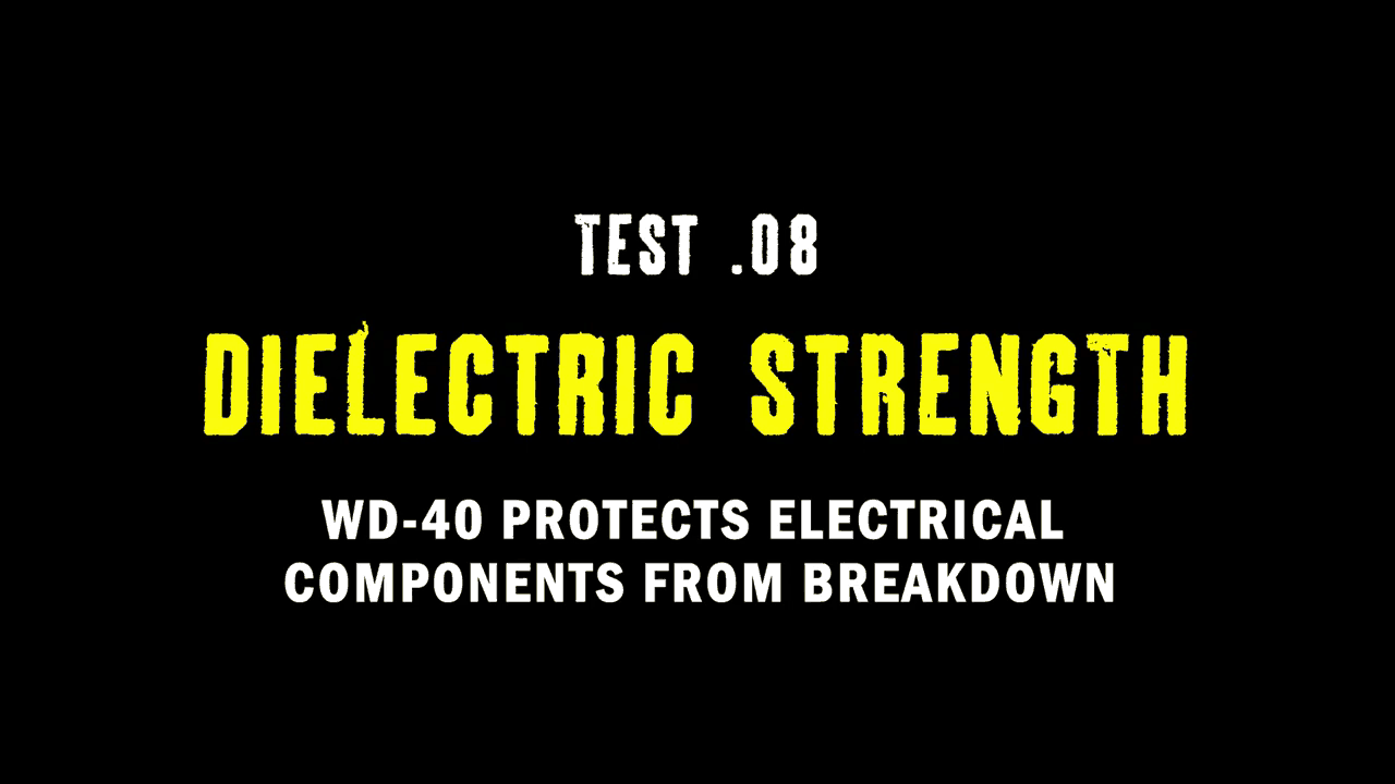 Test 08 Dielectric Strength