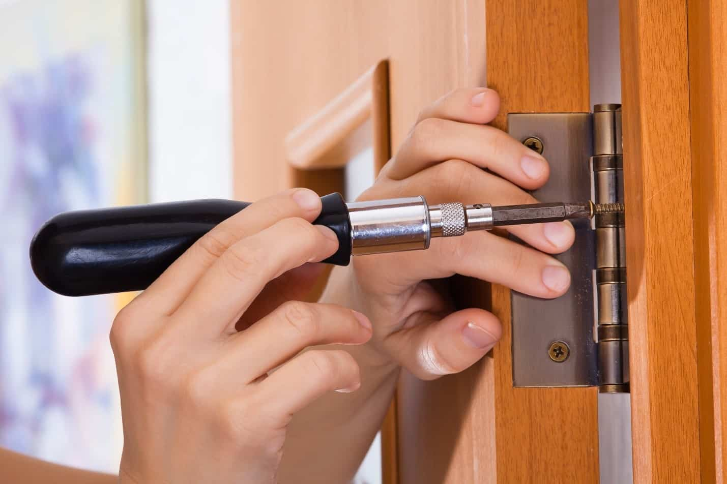 All You Need To Know About Lubricating Door Hinges