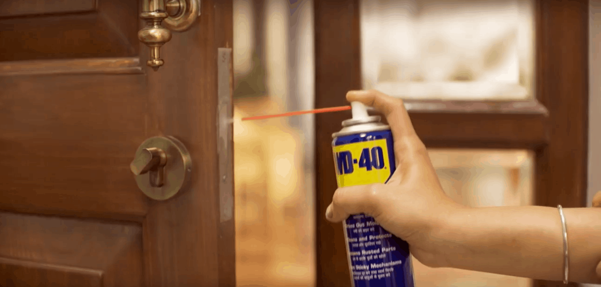 Jammed Slide Locks and How To Fix Them with Lubrication