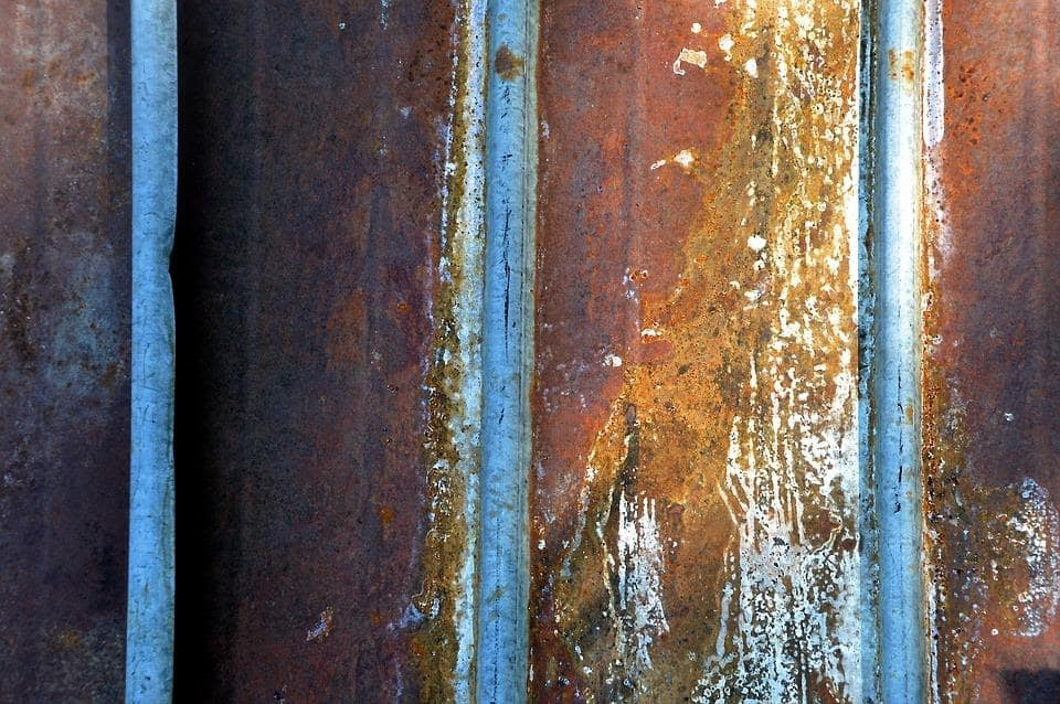 causes of corrosion