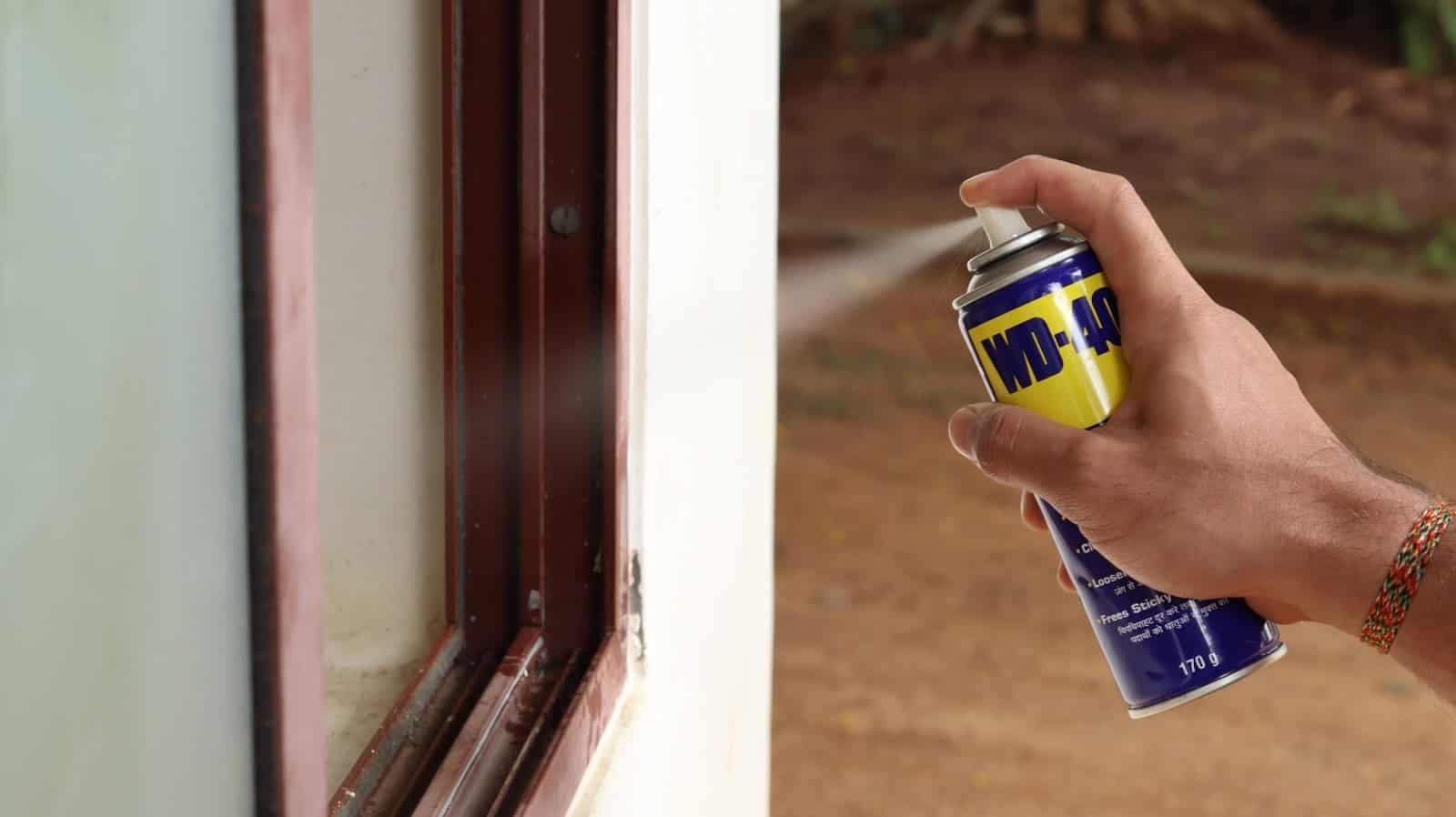 cleaning window in monsoon