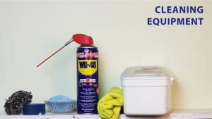 cleaning equipment(3)