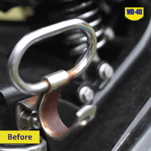 Removing And Preventing Rust Build Up On Your Bike