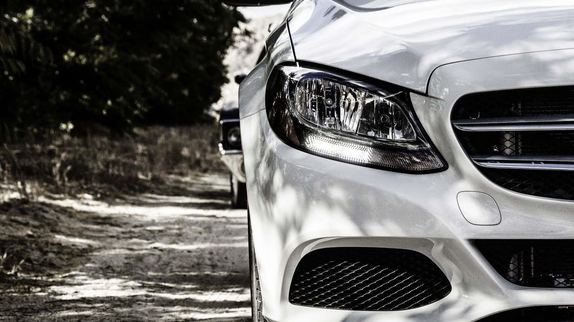 car headlight tail light visibility