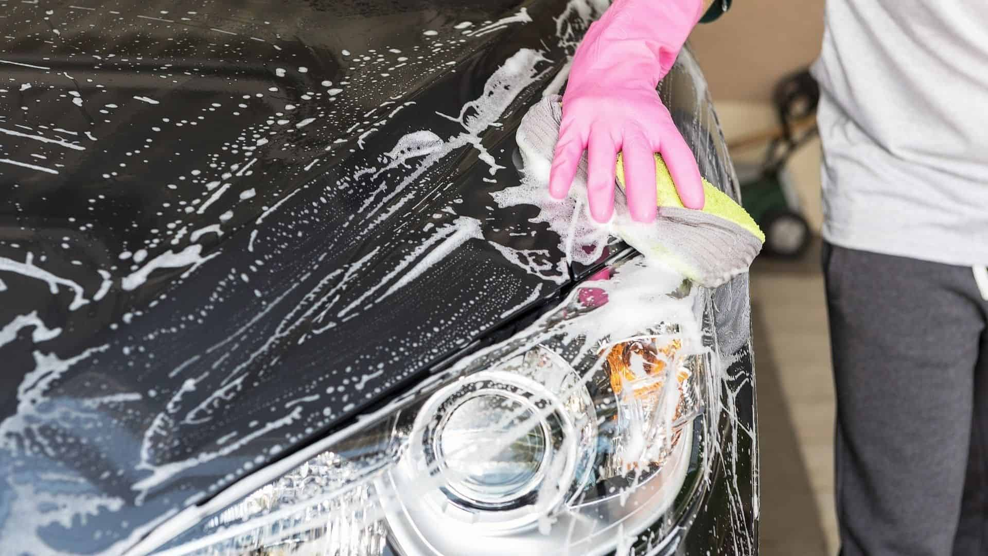 how to clean your car like a professional