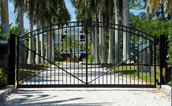 Jednostavni savjeti i trikovi za održavanje metalnih vrtnih vrata