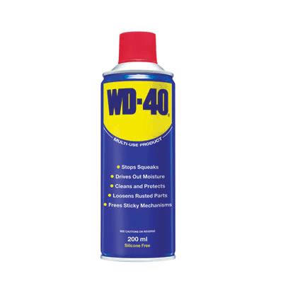 Što znači naziv WD-40