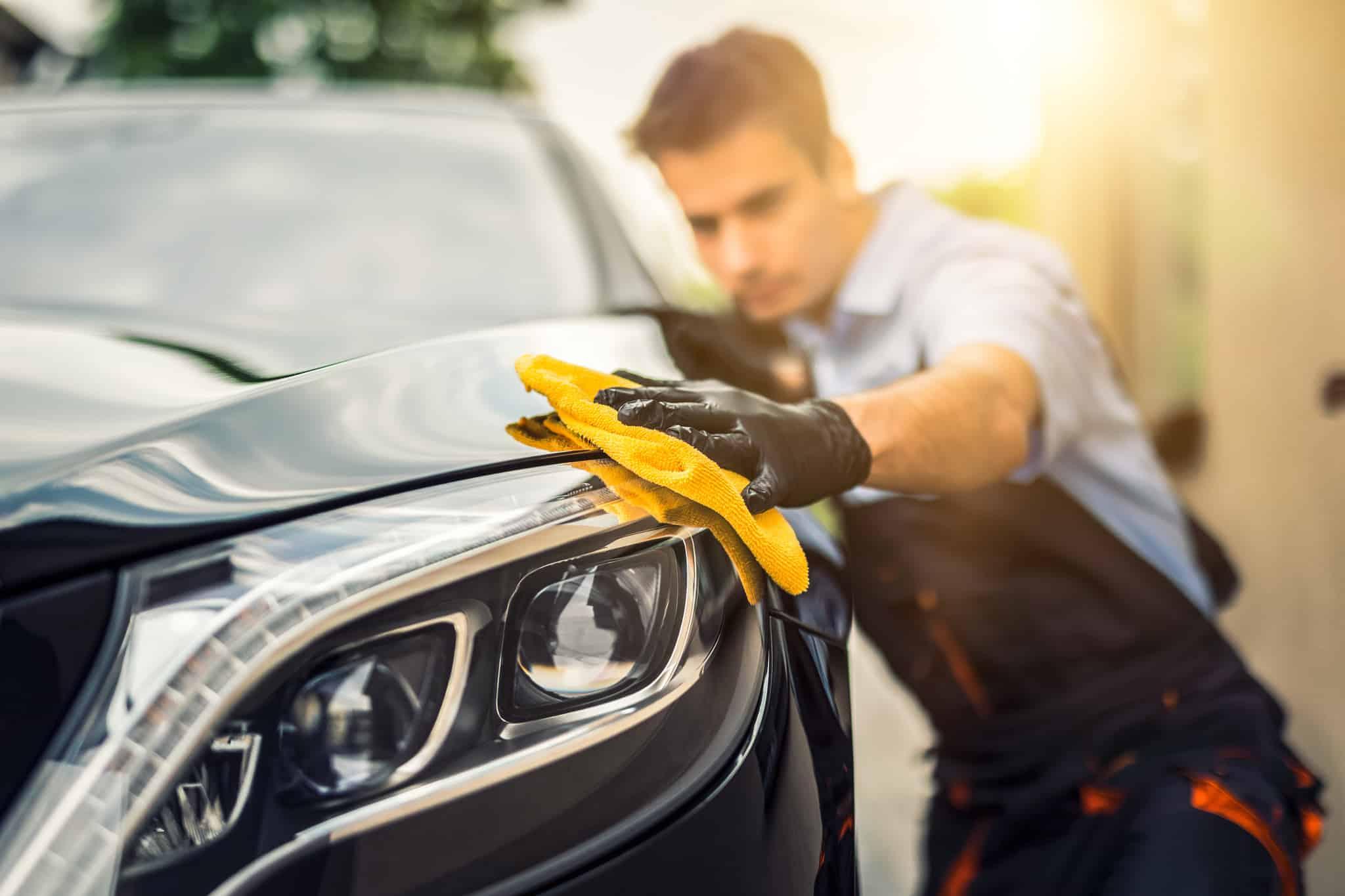 Čišćenje automobila