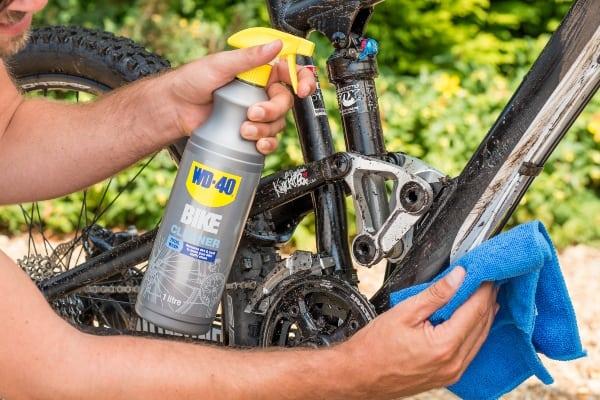 wd40 bike čistač
