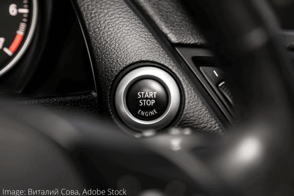 upaliti motor automobila