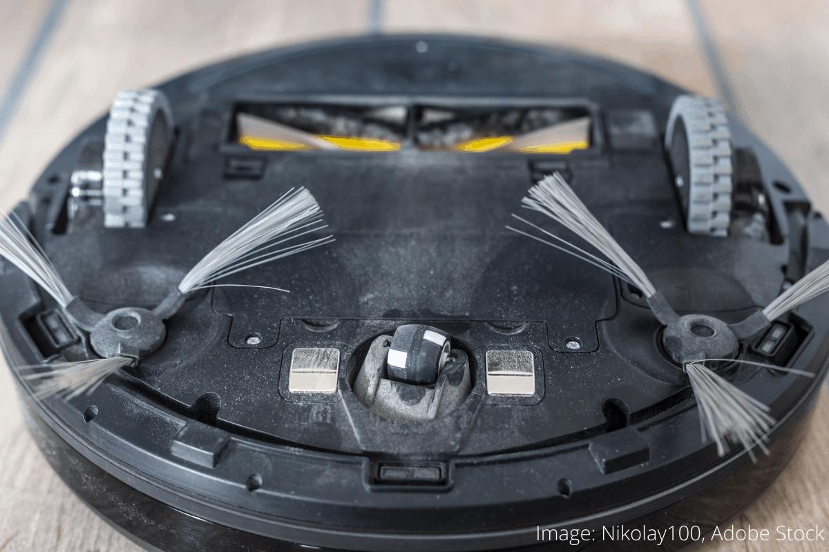 četka robotskog usisavača