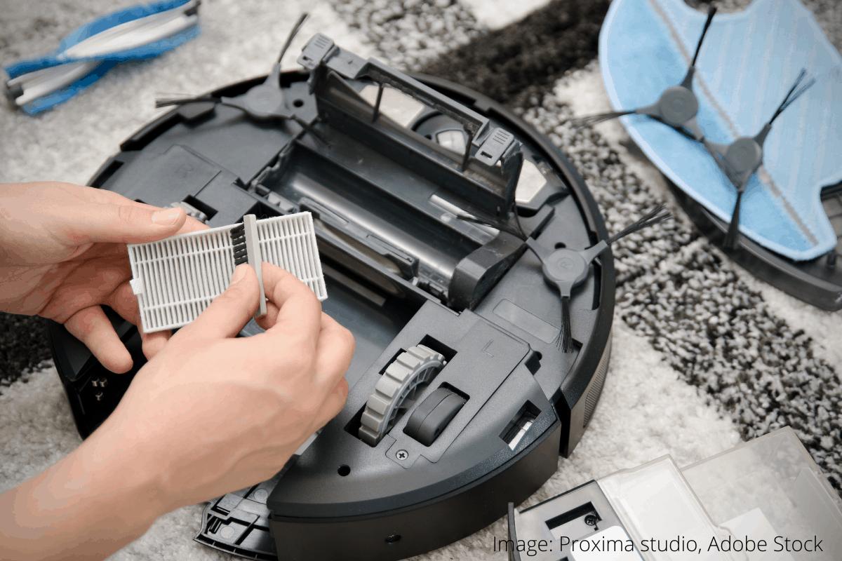 filtar robotskog usisavača