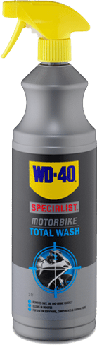 wd40 motorbike total wash