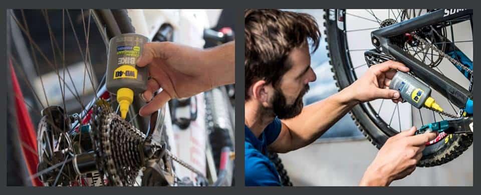 biciklilánc tisztítás
