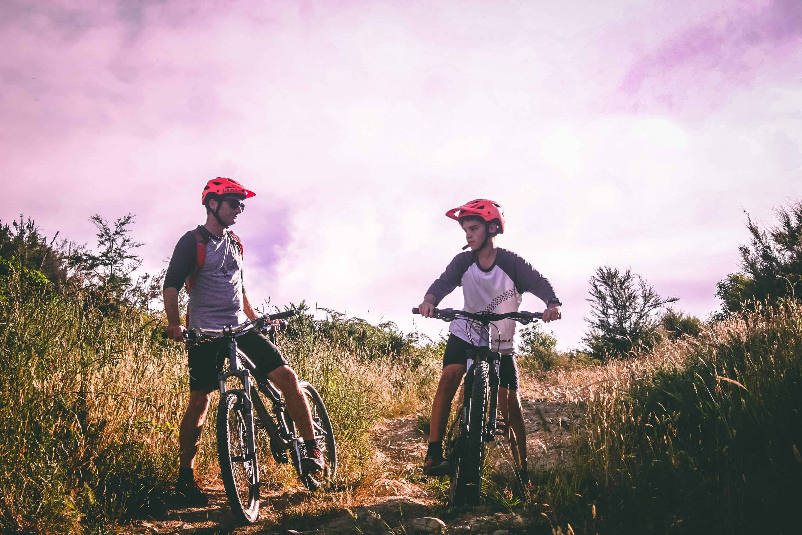 biciklis útvonal