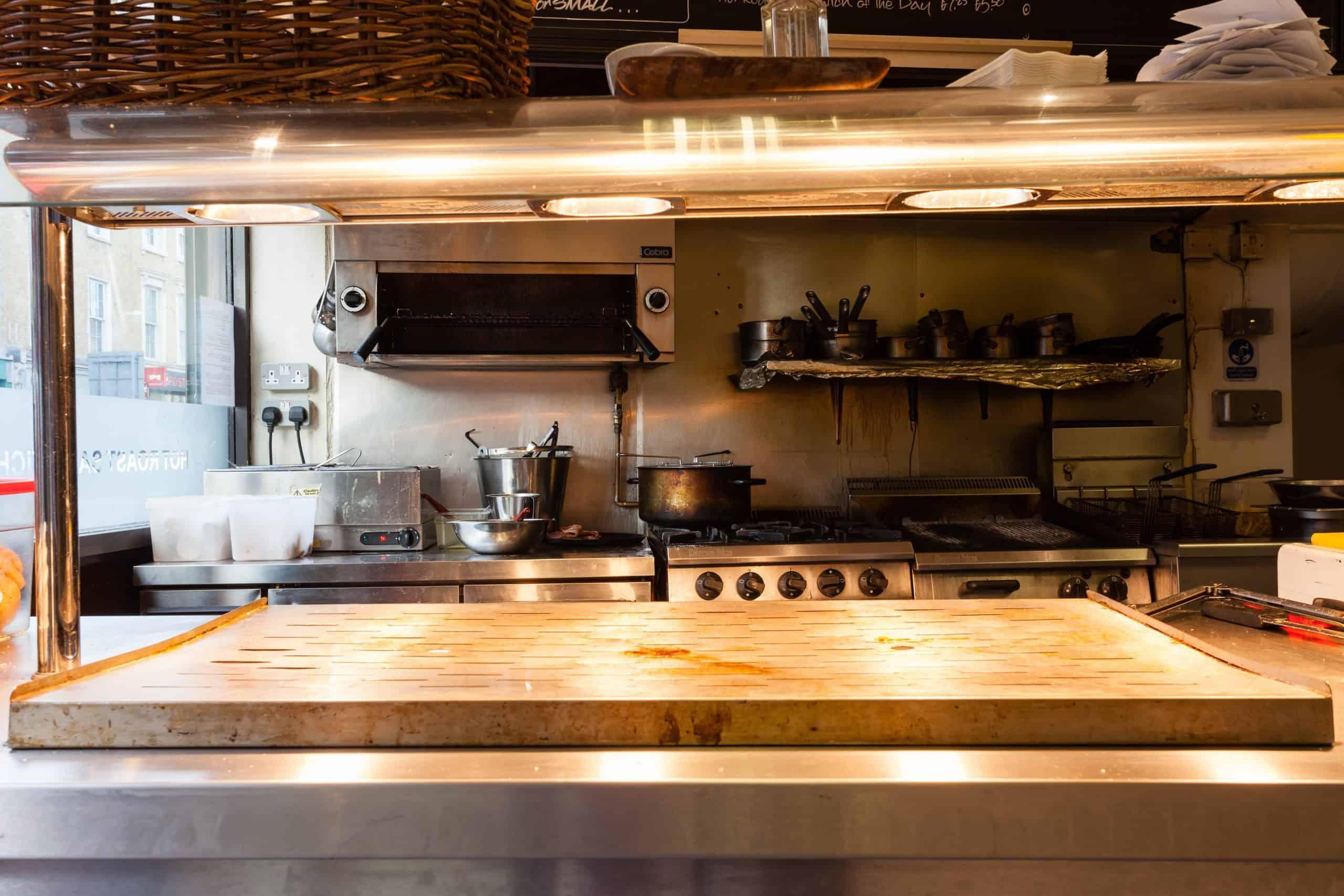 WD-40 Zsírtalanító Spray a konyhában