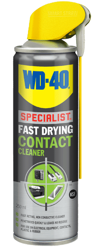 wd 40 specialist fast drying contact