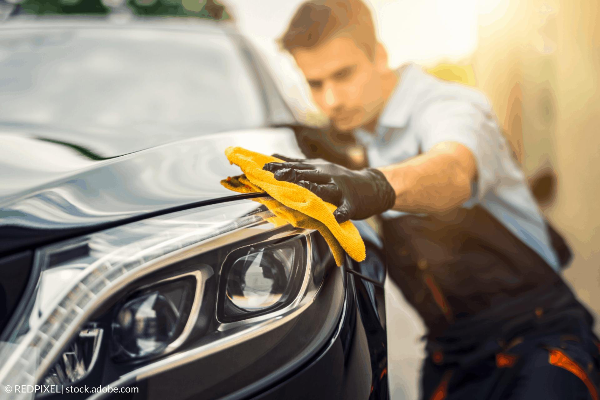 כיצד לשטוף את מכוניתך - 6 שלבים לניקוי רכב