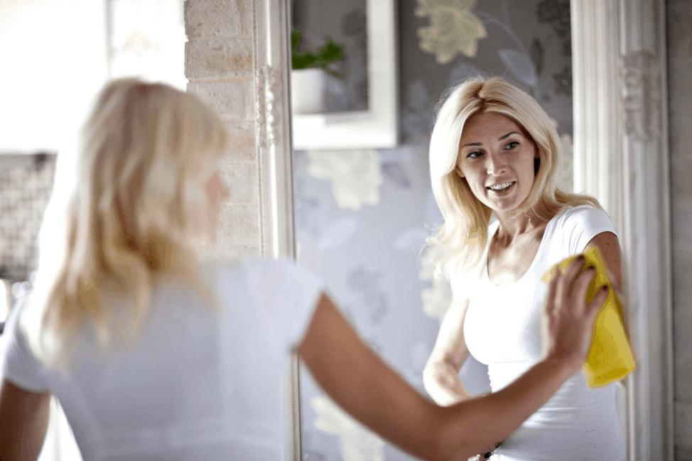 טיפים שימושיים לניקיון המראה