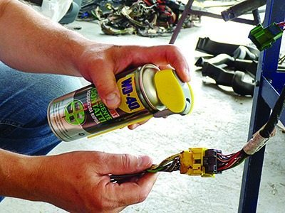 Detergente Contatti  WD-40 Specialist