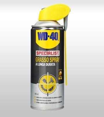 Grasso Spray WD-40 Specialist : il tuo alleato a lunga durata!