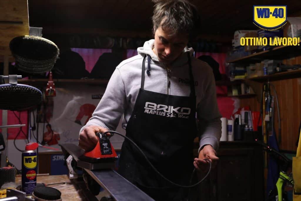 Come fare una manutenzione sci fai da te?