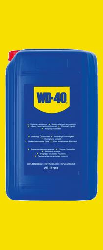 WD-40-Multifunktionsprodukt-25L