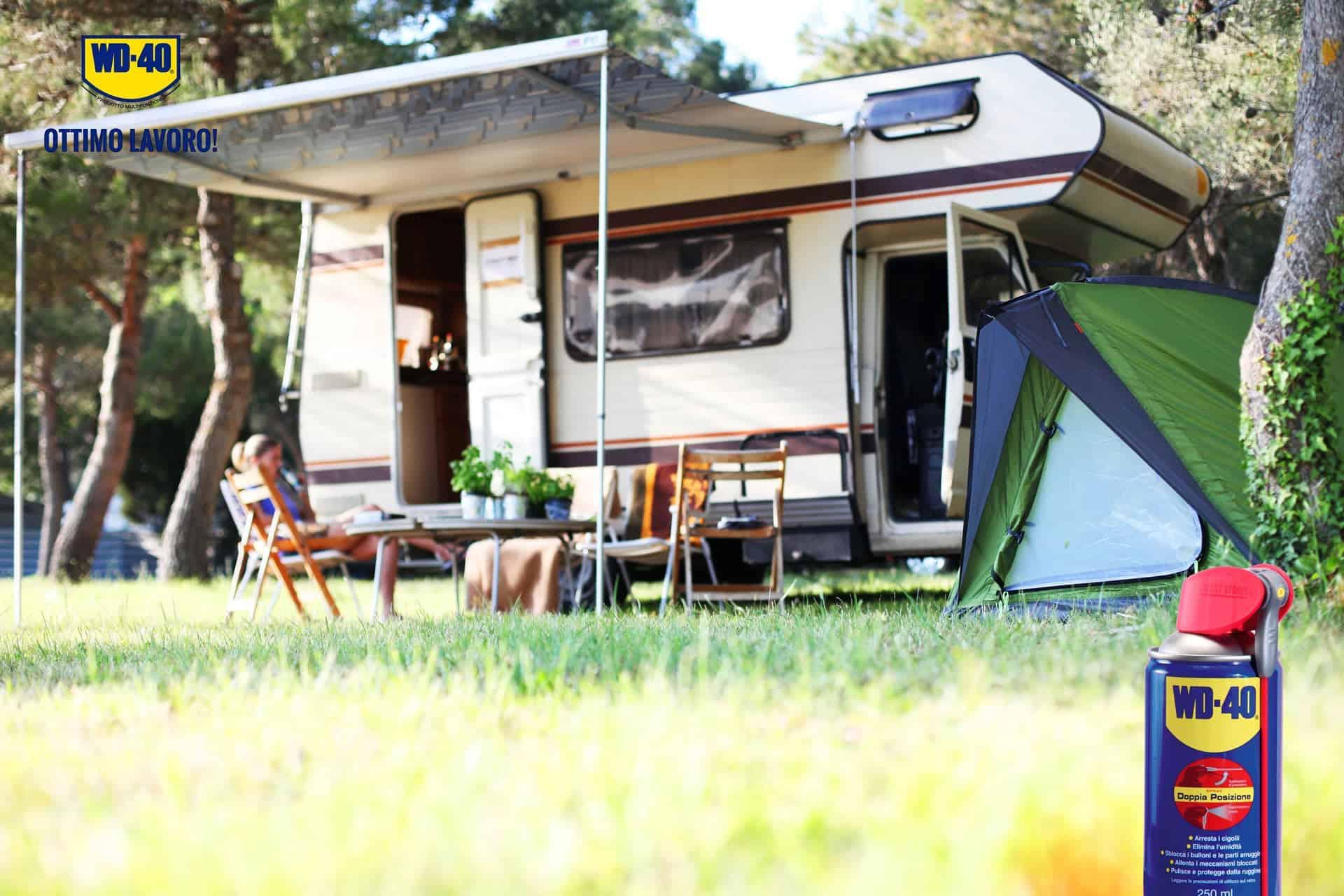 Campeggio WD-40