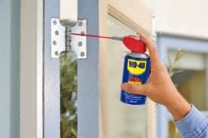 Con WD-40 è semplice risolvere ogni problema in casa