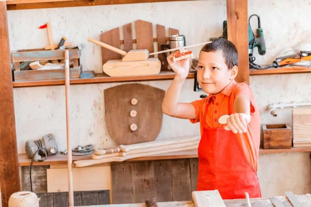 Come creare giocattoli di legno  fai da te