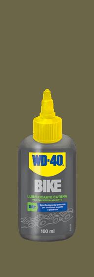 bike lubrificante catena dry slider