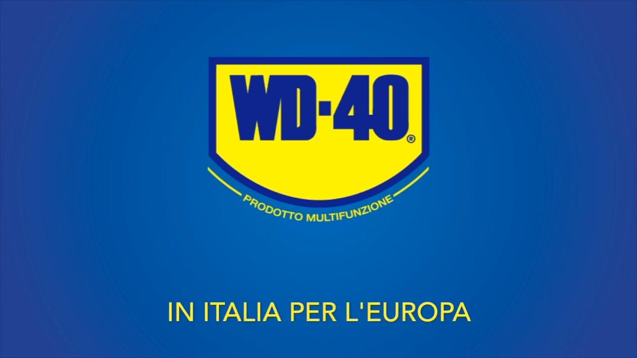 WD-40 La produzione italiana