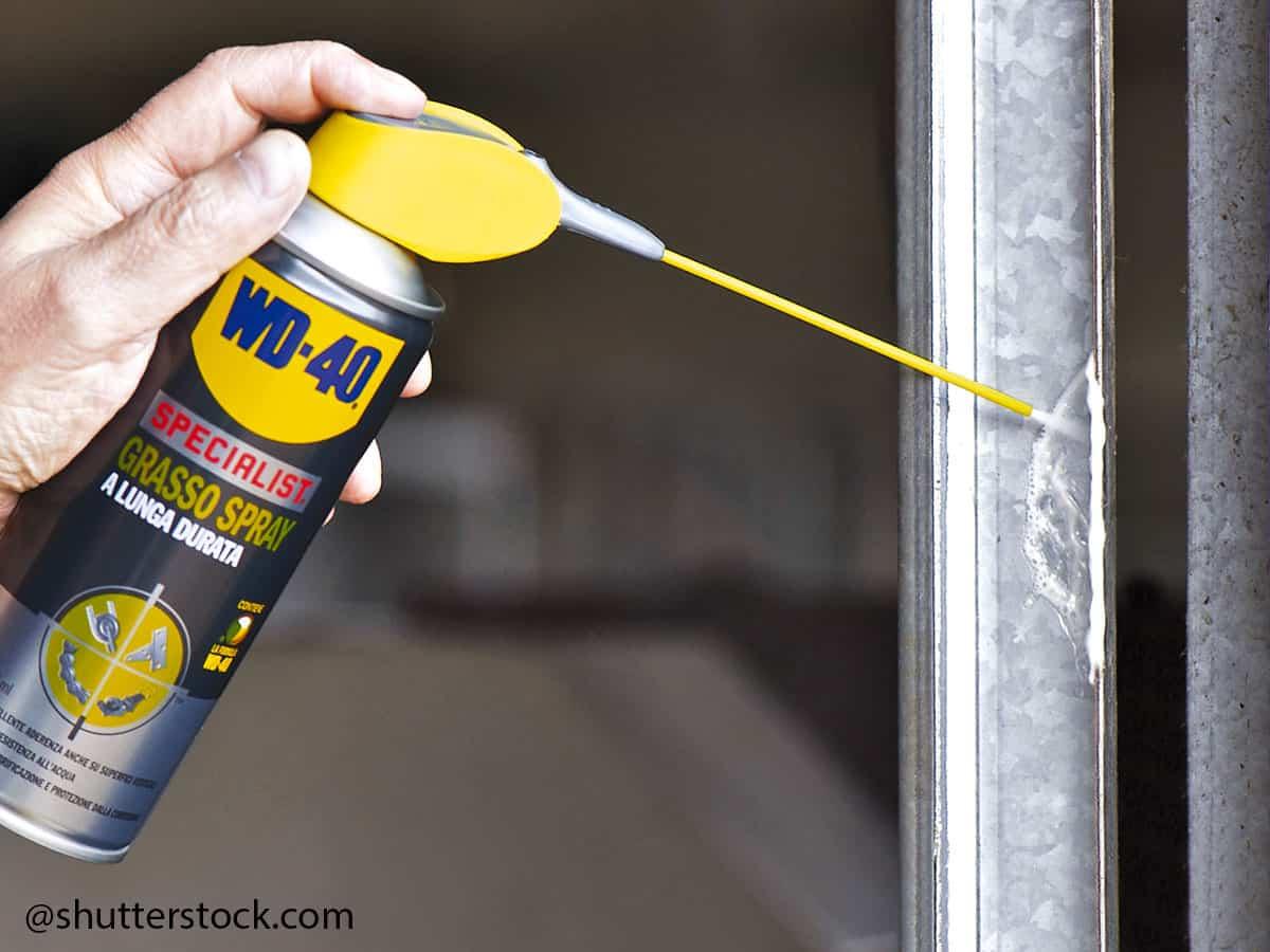 Come lubrificare le porte scorrevoli efficacemente - WD-40 ...