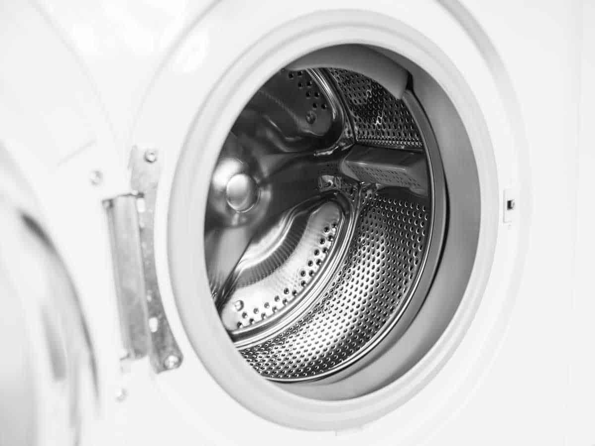 come pulire la guarnizione della lavatrice6