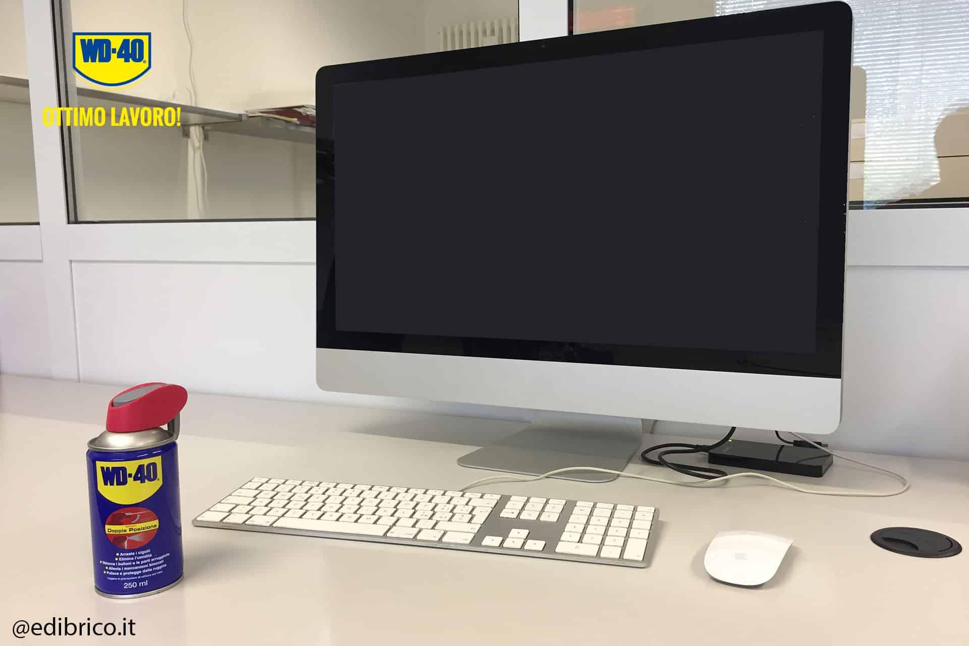 come pulire il computer