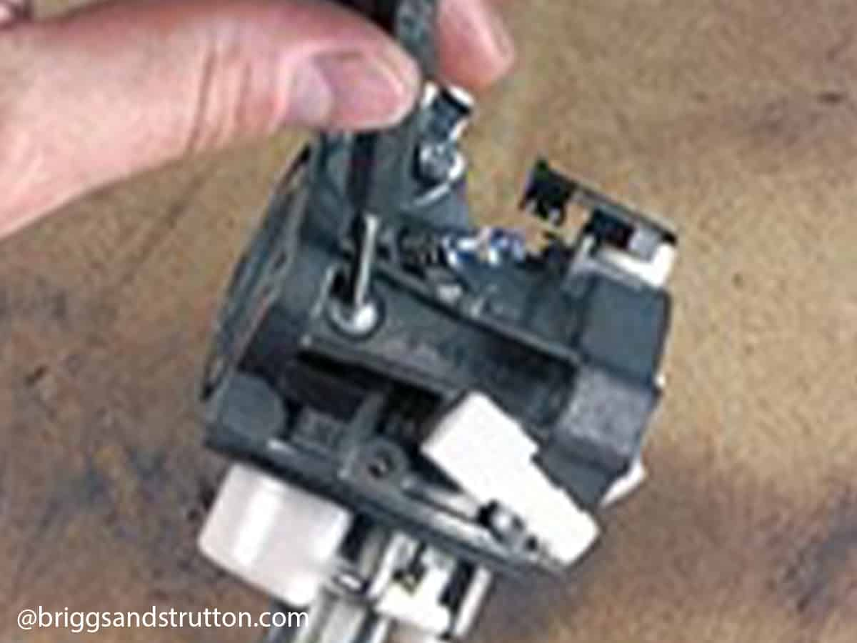 rimontaggio carburatore