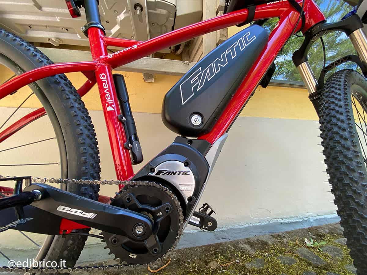 batteria bici elettrica