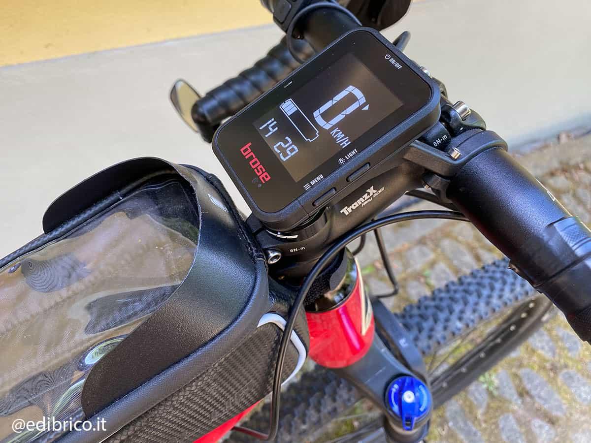 centralina bici elettrica