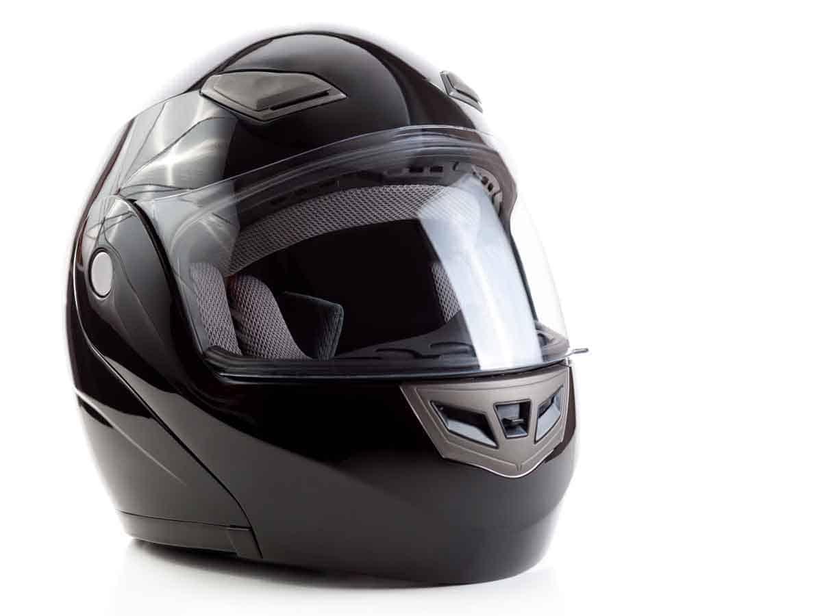 come pulire il casco
