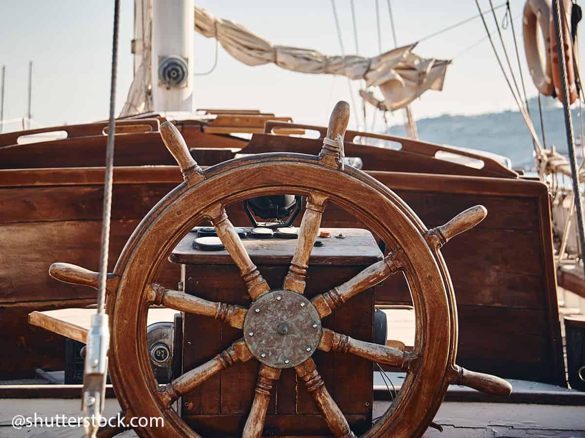 Come fare la manutenzione della barca a vela