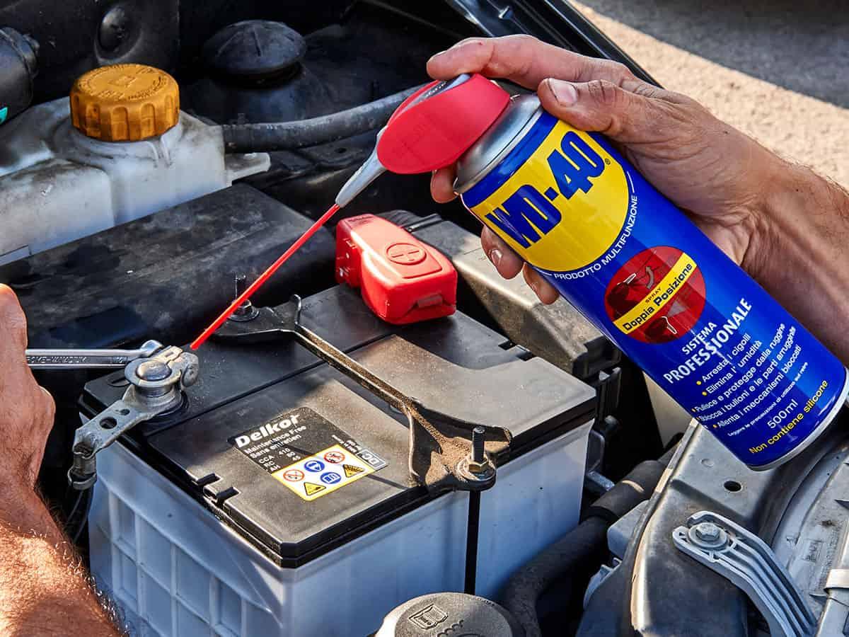 lubrifica batteria