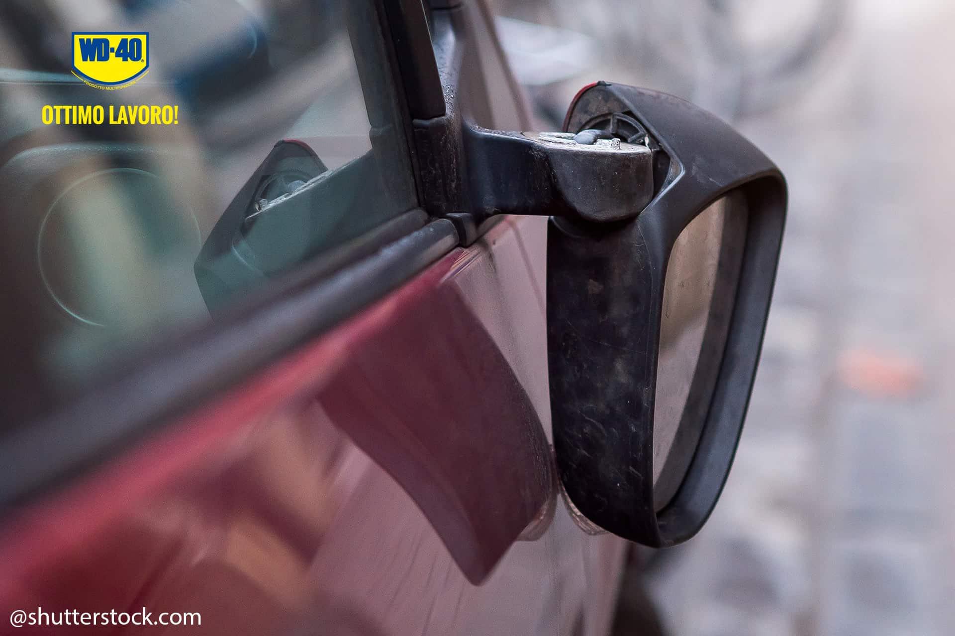 specchietto retrovisore esterno