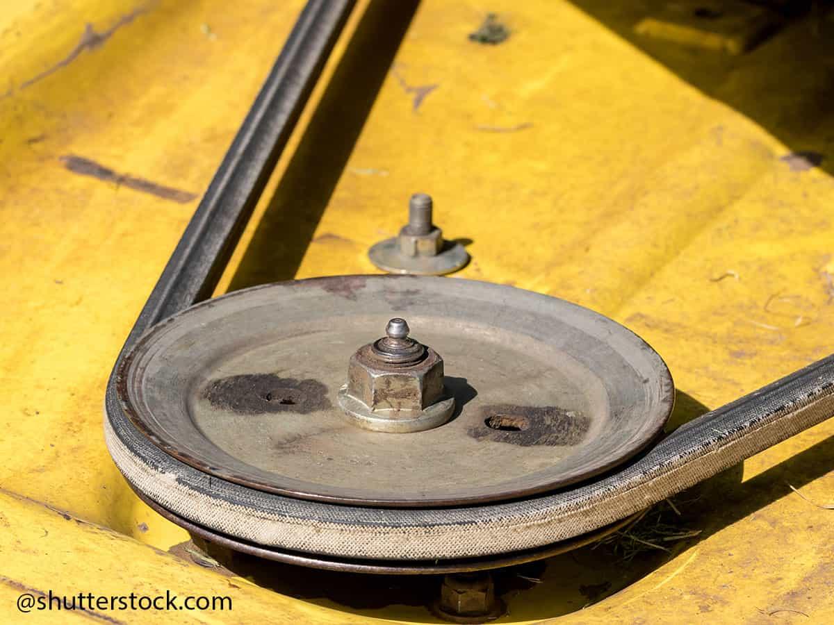 manutenzione motore trattorino