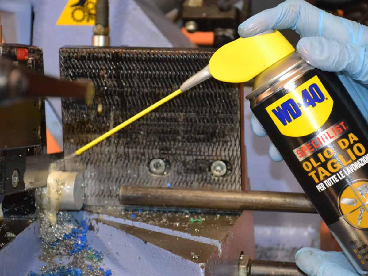 Come tagliare l'alluminio e l'acciaio