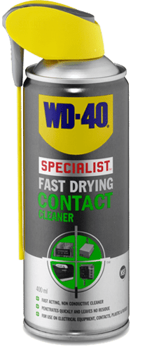 specialist fast drying contact cleaner