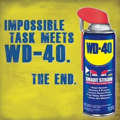wd 40 smart